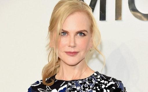 Nicole Kidman samarbetar med Amazon