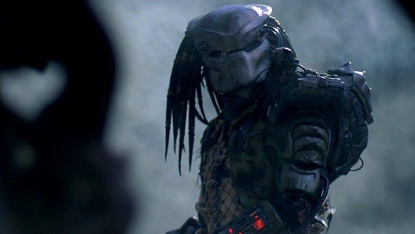 Odjuret från filmen Predator.