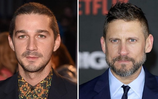Shia LaBeouf i David Ayers The Tax Collector