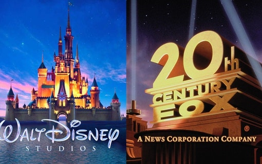 Walt Disney och Comcast vill köpa 20th Century Fox