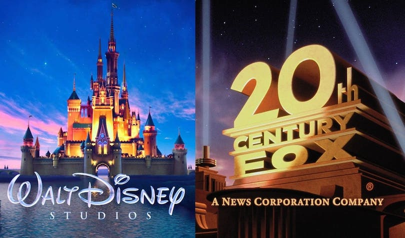 Walt Disney och 20th Century Fox