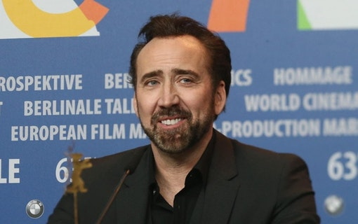 Nicolas Cage som superhjälte?