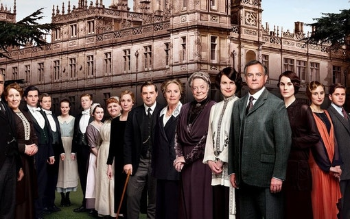 Downton Abbey blir film –påbörjas i sommar