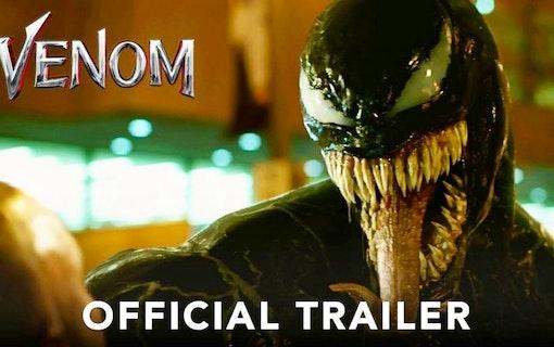 Ny trailer till actionladdade Venom