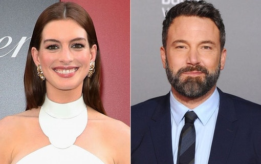 Ben Affleck och Anne Hathaway gör film tillsammans