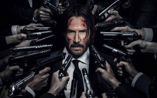 Keanu Reeves förklarar titeln till John Wick 3: Parabellem
