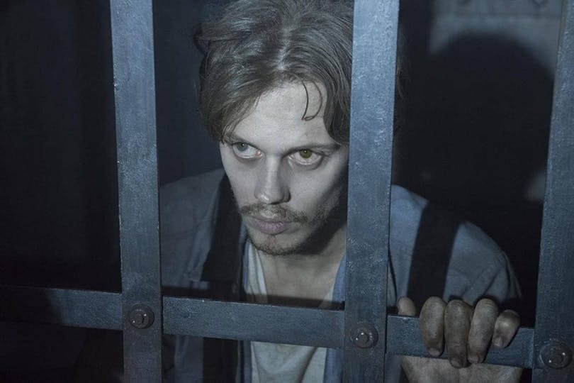 Bill Skarsgård i Castle Rock