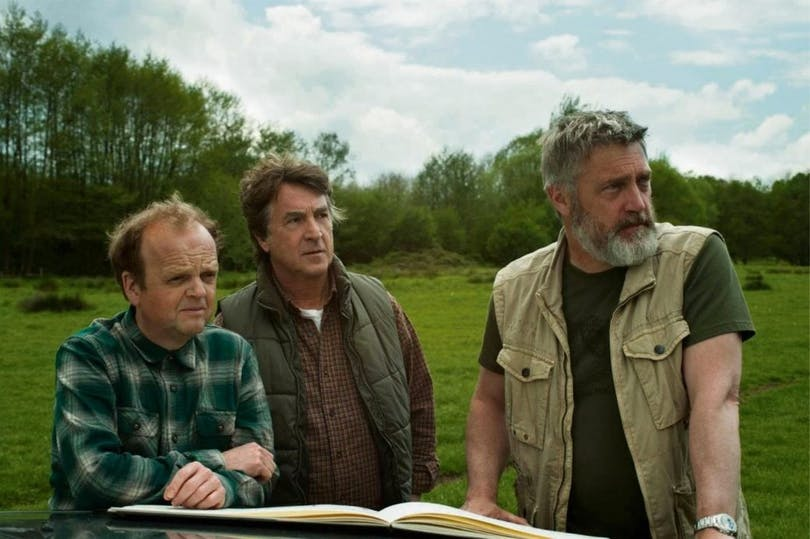 """Naken i Normandie"" – En halvdan fransk dramakomedi."