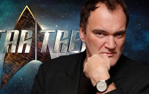 BEKRÄFTAT: Tarantino regisserar inte nya Star Trek