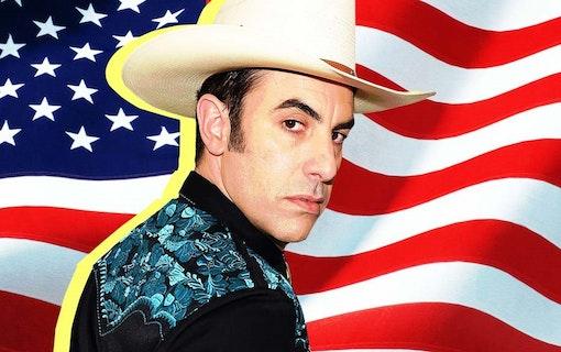 Who Is America på HBO