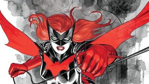 Serien Batwoman under utveckling