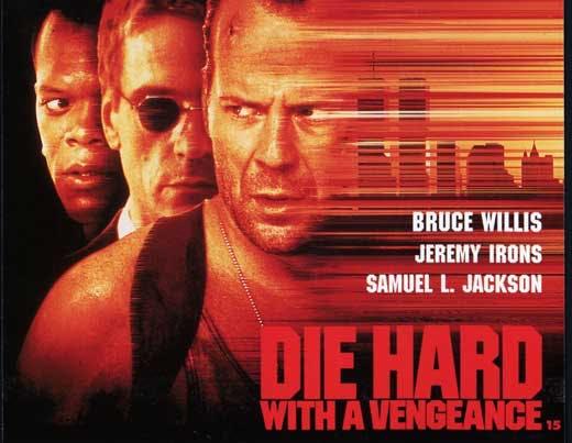 Poster till Die Hard 3
