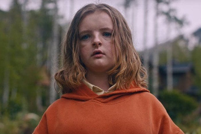 "Milly Shapiro i ""Hereditary"""