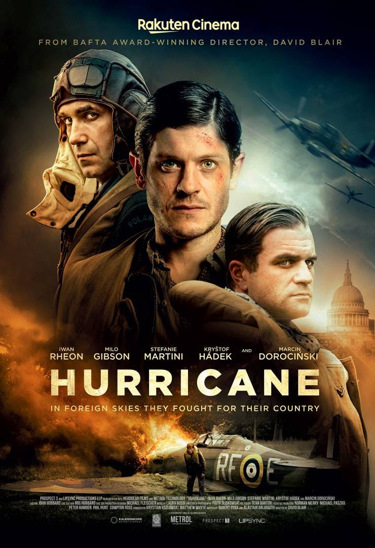 Poster till Hurricane