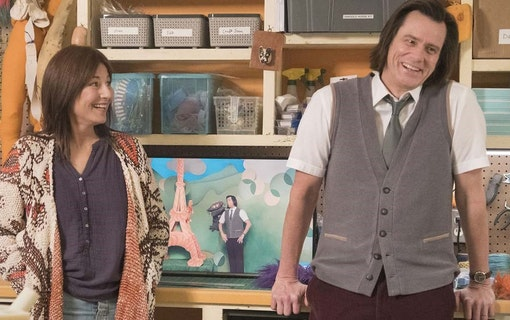 Kidding med Jim Carrey premiär 10 september