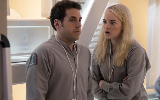 Maniac –Ny Netflix serie med Jonah Hill och Emma Stone