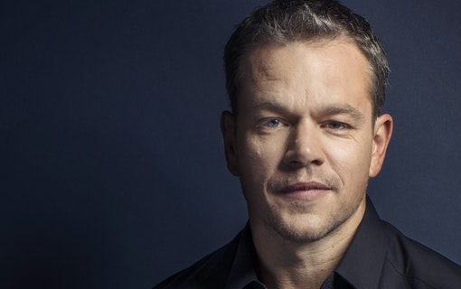 Matt Damon som oljemiljardären Marc Rich