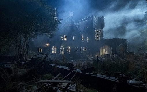 Ny skräckserie på Netflix i oktober