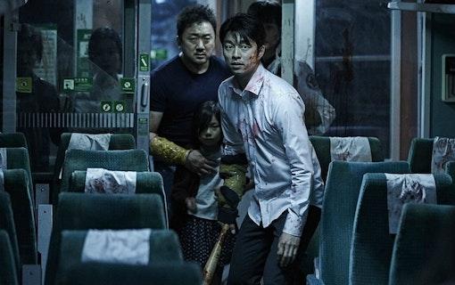 Zombiefilmen Train To Busan får uppföljare