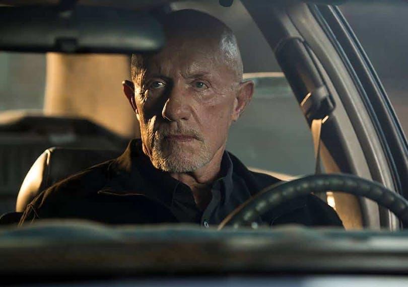 Mike Erhmentraut (Jonathan Banks) i Better Call Saul