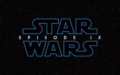 Inspelningen av Star Wars 9 igång