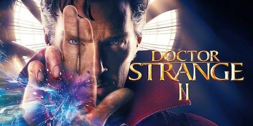 Doctor Strange 2 påbörjas 2019