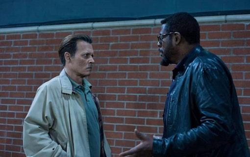 Johnny Depp i trailer till film om 2Pac och Notorious B.I.G