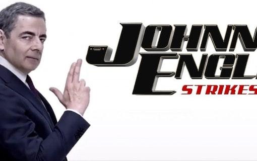 Johnny English är tillbaka – se trailern här!