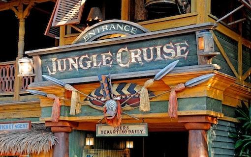 Dwayne Johnson och Emily Blunt släpper video om kommande Jungel Cruise