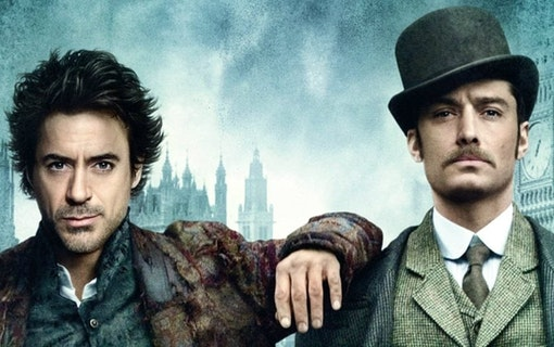 Robert Downey Jr klar för Sherlock Homes 3