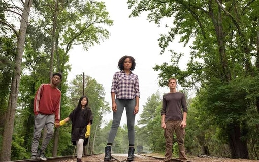 Filmen The Darkest minds