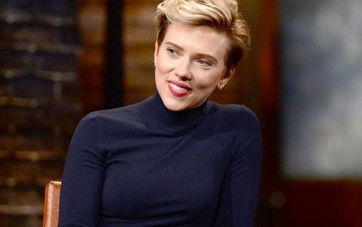 Scarlett Johansson årets bäst betalda kvinnliga skådespelare