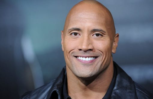 "Dwayne ""The Rock"" Johnson förverkligar sin dröm"