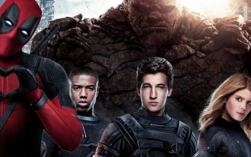 Fantastic Four skulle ha varit med i Deadpool 2