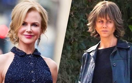 Så ser Nicole Kidman ut som undercover-polis i nya filmen