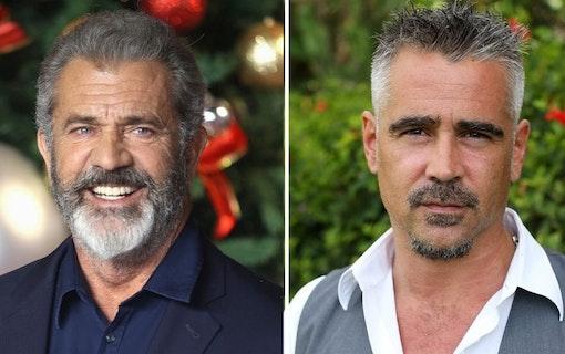 Mel Gibson och Colin Farrell i ny film