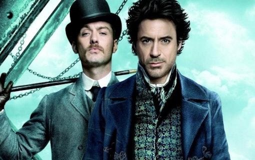 Sherlock Holmes 3 utspelas flera år efter Game of Shadows