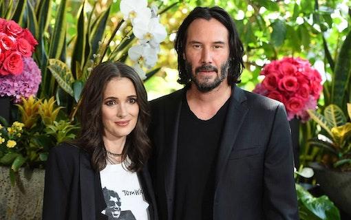 Är Keanu Reeves och Winona Ryder gifta?!