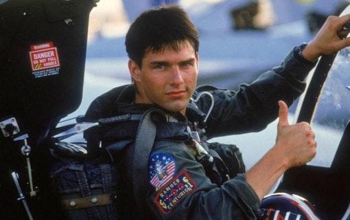 Glen Powell spelar mot Tom Cruise i Top Gun 2: Maverick
