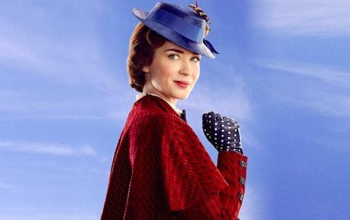 Ny trailer till Mary Poppins Returns