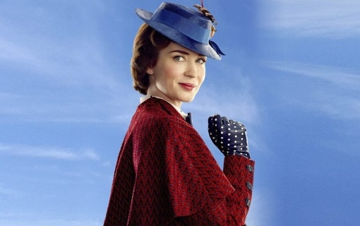 Ny trailer till Mary Poppins Returns