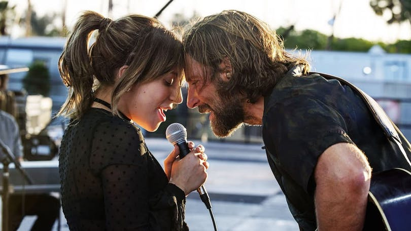 "Lady Gaga och Bradley Cooper i ""A Star Is Born"" – Oscarsgalan 2019"