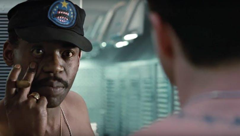Al Matthews som Sergeant Apone i Aliens.