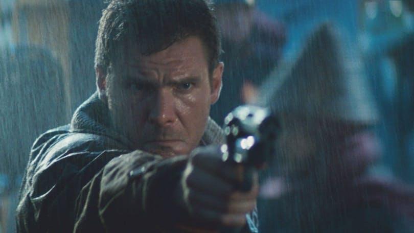 Harrison Ford i Blade Runner