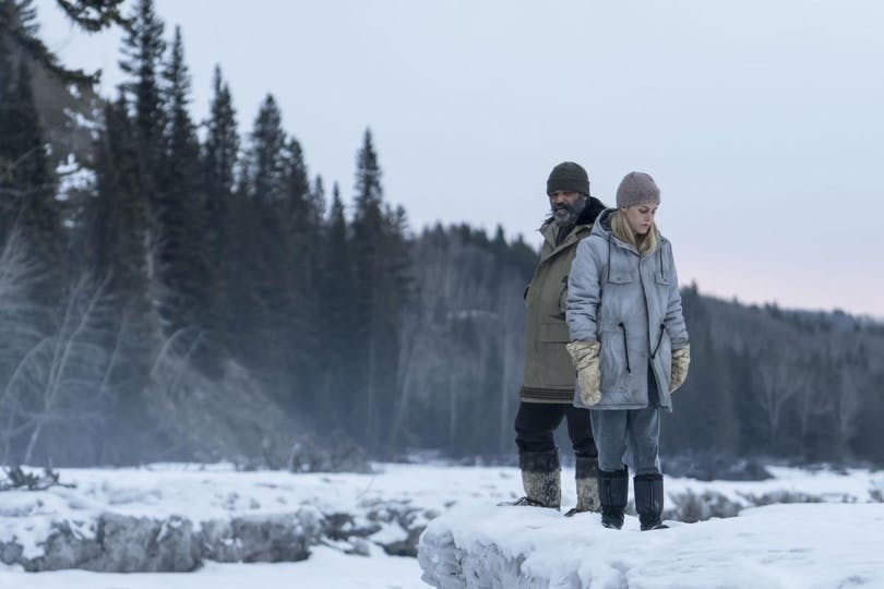 Hold the Dark. Foto: Netflix.