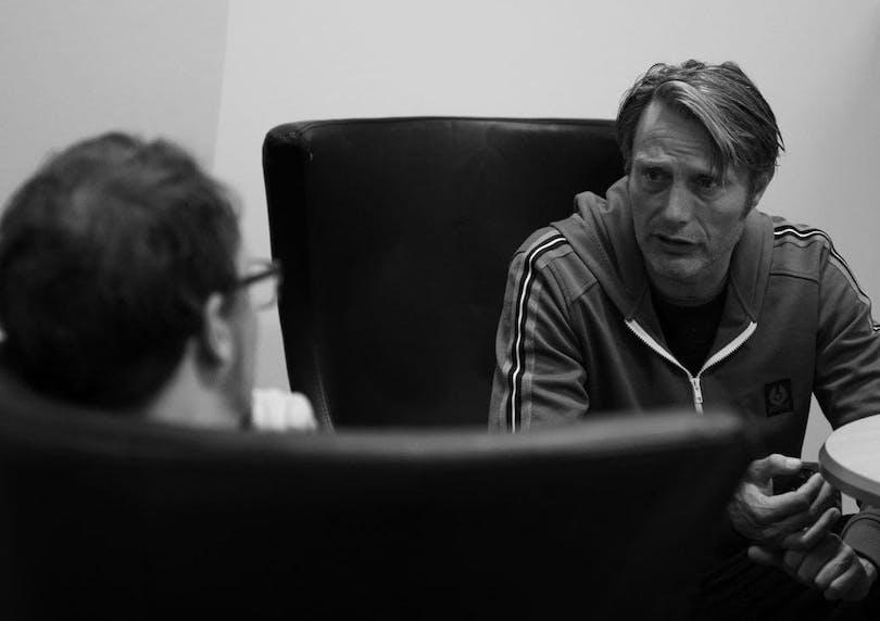 Eric Diedrichs intervjuar Mads Mikkelsen.