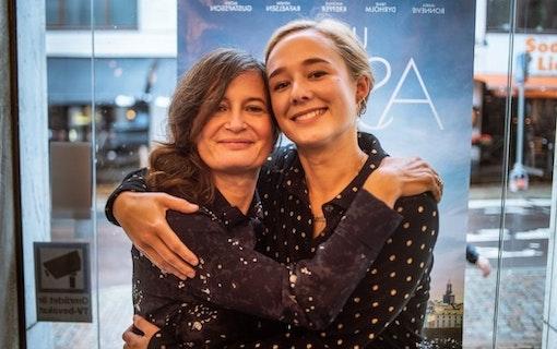 Alba August och Pernille Fischer Christensen om Unga Astrid