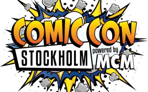 Filmtopp gästar Comic Con Stockholm