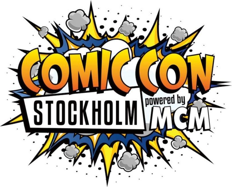 Comic Con Stockholm 2018