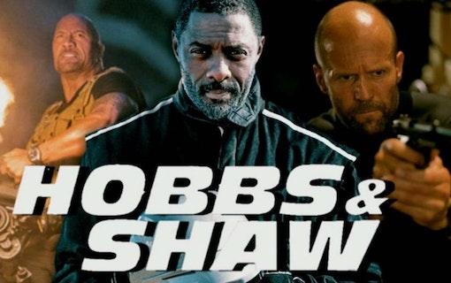 Fast and Furious spinoffen Hobbs and Shaw på gång  – Se första bilden